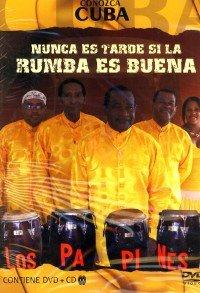 Nunca Es Tarde Si La Rumba Es Buena (Cd + Dvd)