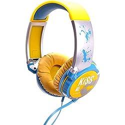 iDance KM-300 yellow & blue