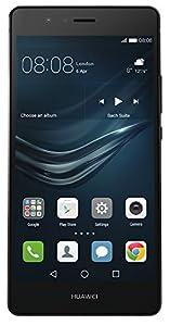 Huawei P9 lite Smartphone débloqué 4G (Ecran: 5,2 pouces - 16 Go - Android 6.0 Marshmallow) Noir