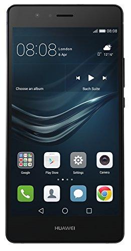 Huawei P9 lite Smartphone, Display 5.2'', 16GB Memoria interna, Dual-SIM, Android 6, Nero