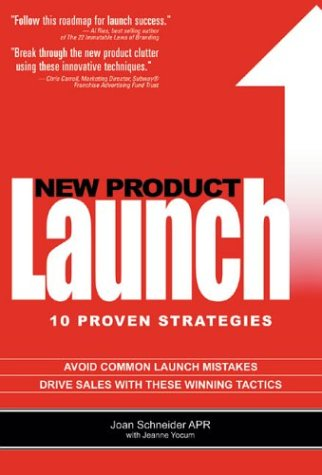 Image for New Product Launch: 10 Proven Strategies