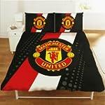 Manchester United Parure de lit double