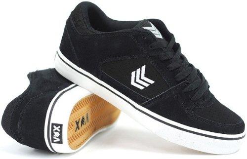 Vox Skateboard Shoes Trooper Black/White, shoe size:40