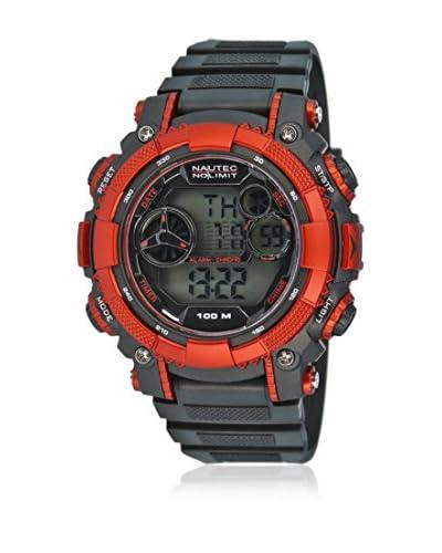 Nautec No Limit Reloj de cuarzo Akula Gris Oscuro 48 millimeters