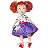 Fancy Nancy Plush Rag Doll in Poodle Skirt - 36cm-FAO Schwarz Exclusive