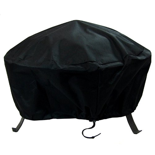"""Sunnydaze Weather Resistant 36"""" Round Fire Pit Cover New ..."""