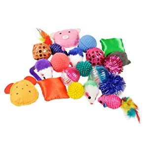 Kitty Toy Grab Bag – 20ct