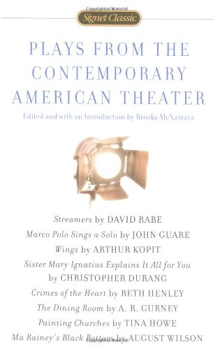 Plays From the Contemporary American Theater (Signet Classics)