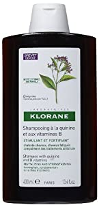 Klorane Shampoo with Quinine and B Vitamins, 0.99 Lb.
