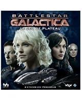 Edge - Battlestar Galactica - Extension Pegasus VF