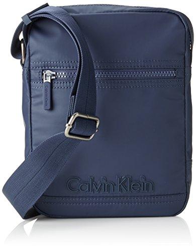 Calvin Klein Metro Reporter Borsa, Uomo, Colore Blues 411