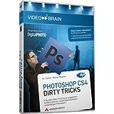 """Photoshop CS4 Dirty Tricks - 9 Stunden Video-Training zu ausgefeilten Farbkorrekturen, coolen Spezialeffekten und kniffligen Freistellernvon """"Addison-Wesley"""""""