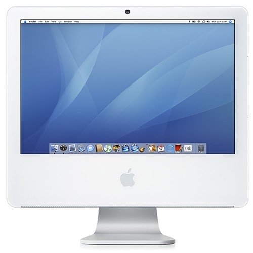 Apple iMac MA710LL Intel Core 2 Duo T5600 X2 1.83GHz 1GB 160GB DVD+/-RW 17'' (White)