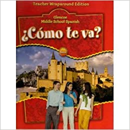 Como Te Va? Teacher Wraparound Edition: Intro, Nivel Rojo
