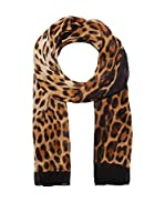 MOSCHINO CHEAP AND CHIC Estola (Leopardo)