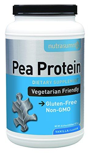 Pea Protein Vanilla Flavor 2.03 Pounds