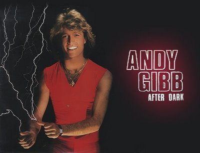 Andy Gibb ~ After Dark LP by Andy Gibb ~ After Dark LP