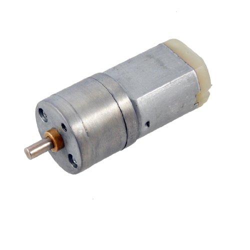 Sfc280 Ga25 Dc 12V 0.8A Micro Gear Box Speed Reducing Motor