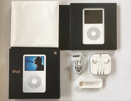 apple-ipod-30-gb-video-white-ma444ll-a-55-generation-discontinued-by-manufacturer