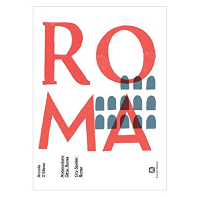 City Speller: Rome (Paperback) - English and Italian Text