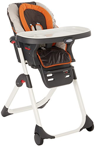 Graco DuoDiner LX Highchair, Tangerine