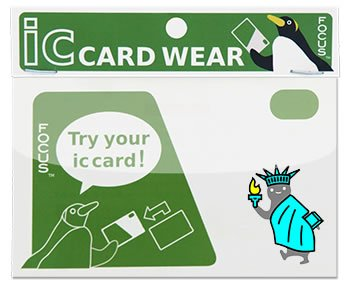 ic CARD WEAR Libety