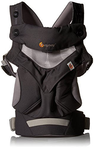 Ergobaby-Four-Position-360-Cool-Air-Mesh-Baby-Carrier-Carbon-Grey