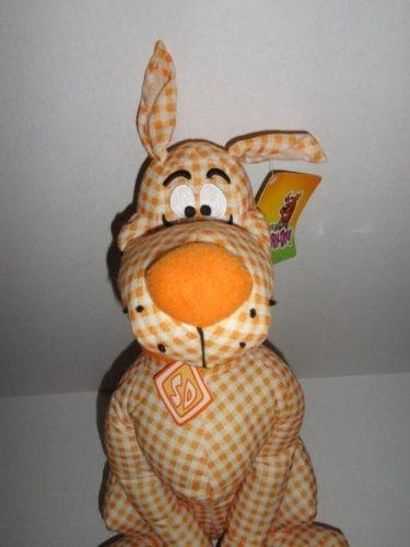 "Scooby Doo Orange Checkered Limited Edition Plush (10"")"