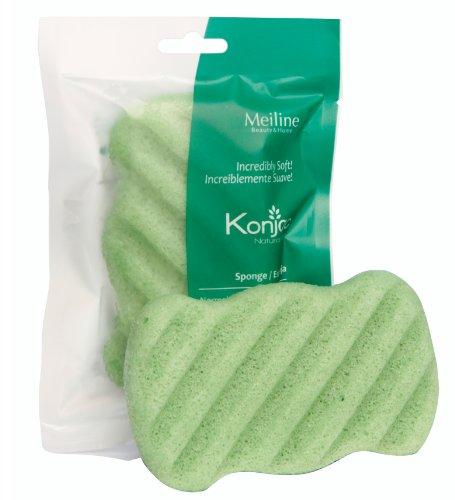Konjac Green Tea Body Wave Sponge
