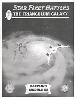 Star Fleet Battles Module E2: The Triangulum Galaxy