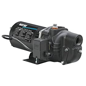 Wayne SWS100 1-Horsepower Cast Iron Shallow Well Jet Pump