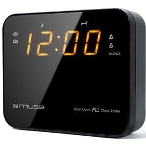 muse m 165cr pll radio r veil fm mw double alarme secteur. Black Bedroom Furniture Sets. Home Design Ideas