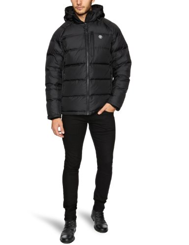 Timberland Reedville Down Men's Jacket Black Medium