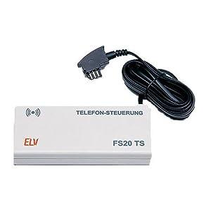 FS20 TS Telefon-Fernsteuerung