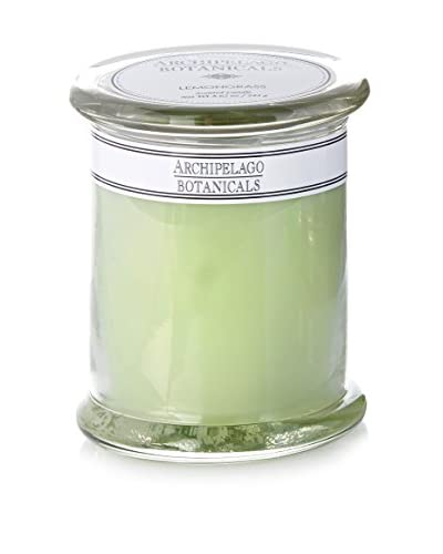 Archipelago Lemongrass Ginger Jar Candle