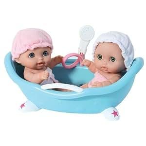 JC Toys Lil Cutesies with Bathtub Doll