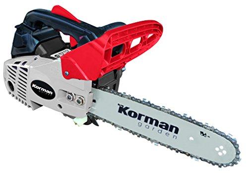Korman Garden 500341 - Motosierra de poda, 25,4 cc