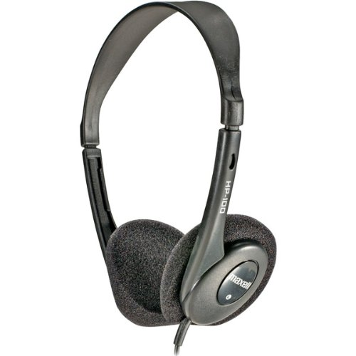 HP-100 Lightweight Stereo Headphones HP-100 Lightweight