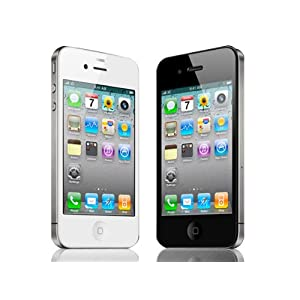 Apple iPhone 4S 16GB - AT;T - Black