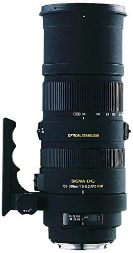 Sigma+150-500mm+f-5-6.3+Auto+Focus+APO+DG+OS+HSM+Telephoto+Zoom+Lens+Canon+Digital+SLR+Cameras