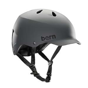 Bern Watts EPS Helmet,S/M,Matte Grey