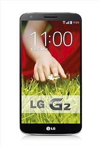 LG G2 Smartphone débloqué 4G (Ecran : 5,2 pouces - 16 Go -  Android 4.2.2 Jelly Bean) Noir