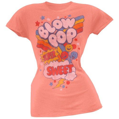 blow-pop-super-sweet-juniors-camiseta