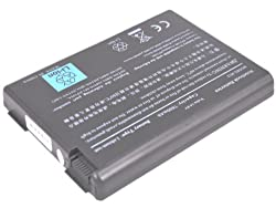 Lappy Power HP Zv 5000 / Pres R 3000 8 Cell Battery