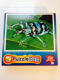 Puzzlebug 100 Piece Jigsaw Puzzle - False Clownfish