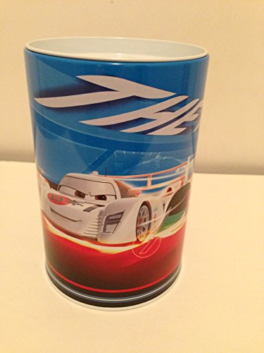 Kids Coin (Money) Bank - Disney Cars - The Race 15 On - 1