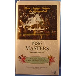 Masters Tournament:1986 movie