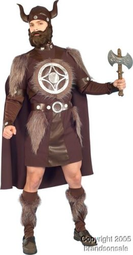 Adult Thor Viking Man Halloween Costume