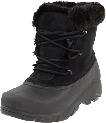 Sorel Women's Snow Angel Lace Boot,Black/Noir,9 M
