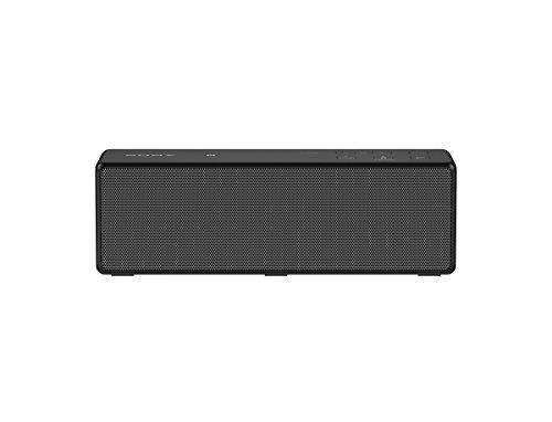 Sony SRSX33 Powerful Portable Bluetooth Speaker (Black)